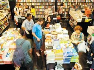 Vencedora. Livrarias foram alvo preferencial de beneficiados com o Vale-Cultura