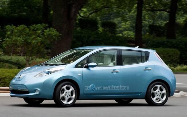 Os Leaf vendidos no mundo poderão ter suas baterias recicladas no Japão. Carros de 2011 logo serão descartados
