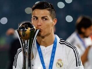 Estrela do Real Madrid, Cristiano Ronaldo já está em sua 5ª temporada com o clube
