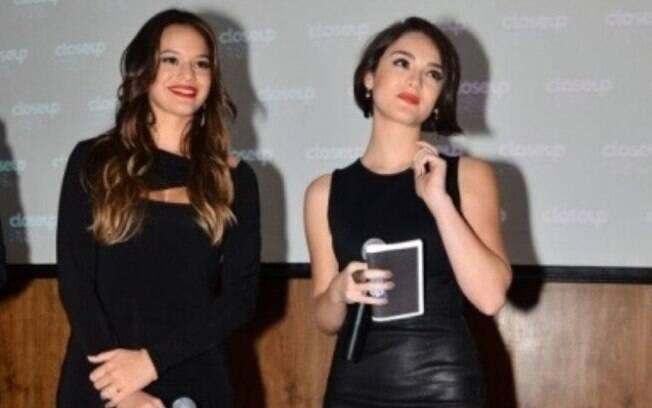 O suposto motivo da amizade de Bruna Marquezine e Isabelle Drummond foi o cantor Tiago Iorc