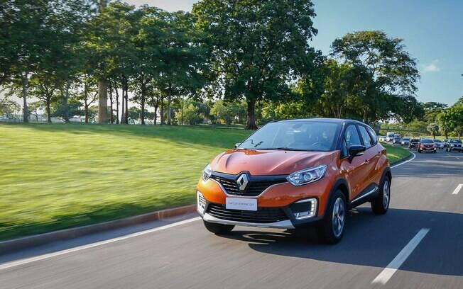 Lançar o Renault Captur com câmbio de quatro marchas foi uma derrapada da marca francesa