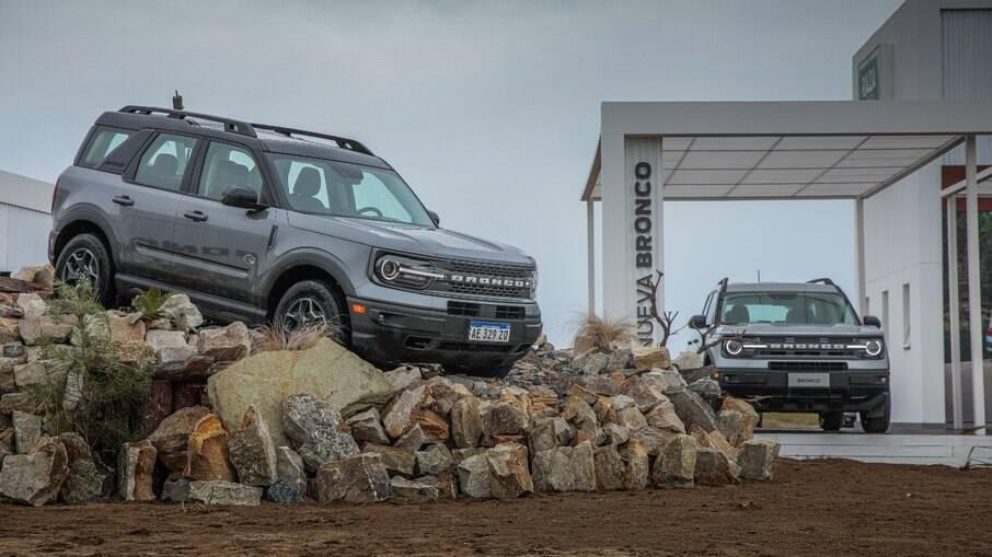 Ford Bronco Sport na Argentina é um sinal de que o carro também logo chega ao Brasil, onde está com lançamento  confirmado