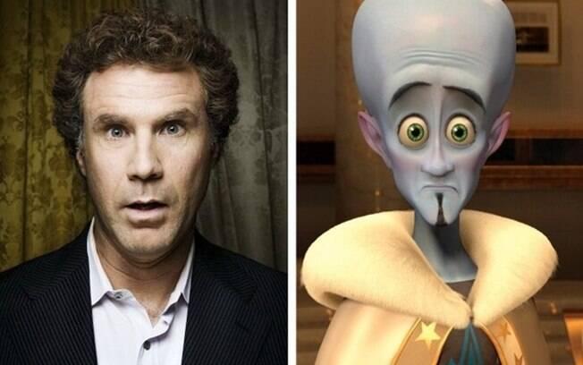 Will Ferrell – Megamente (Megamente)