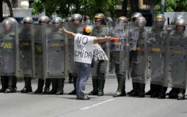 Índices de letalidade policial na Venezuela aumentaram nos últimos anos.