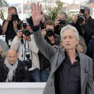 Michael Douglas no Festival de Cannes 2013