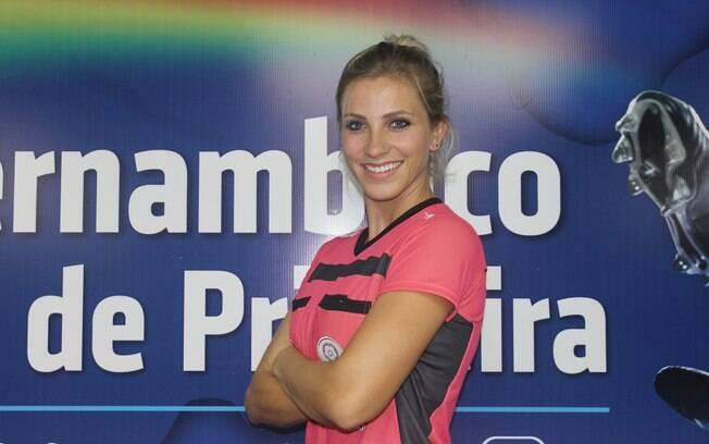 Fernando Colombo Uliana vai apitar usando rosa. Foto: Divulgação