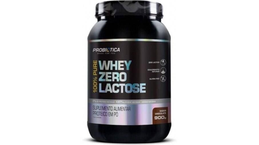 Whey protein zero lactose