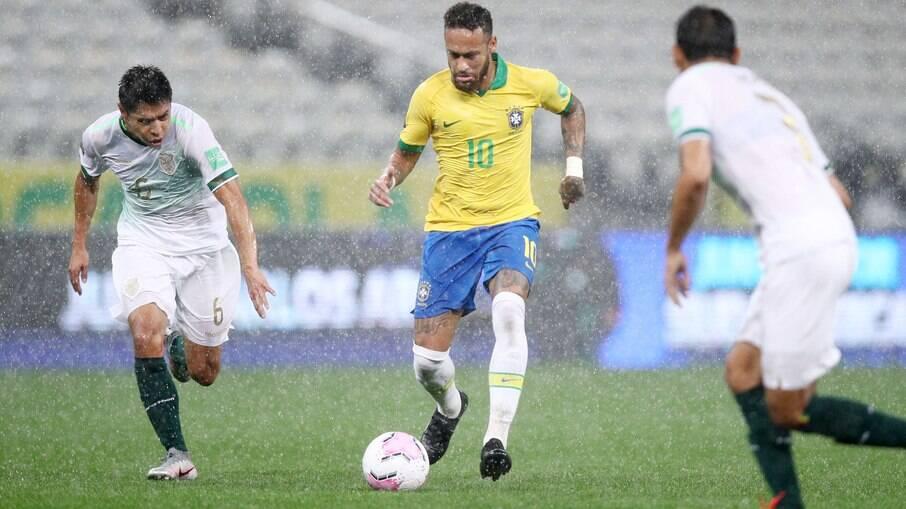 Brasil tem dois compromissos pelas eliminatórias no início de junho