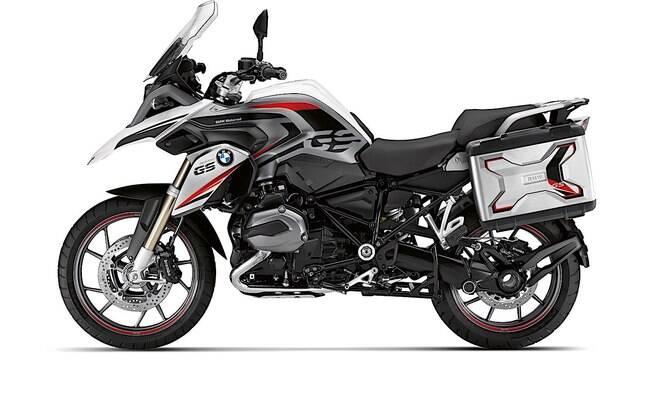 """, BMW lança linha de """"tatuagens"""" para motos, vendidas em kits. Veja, rtvcjs"""