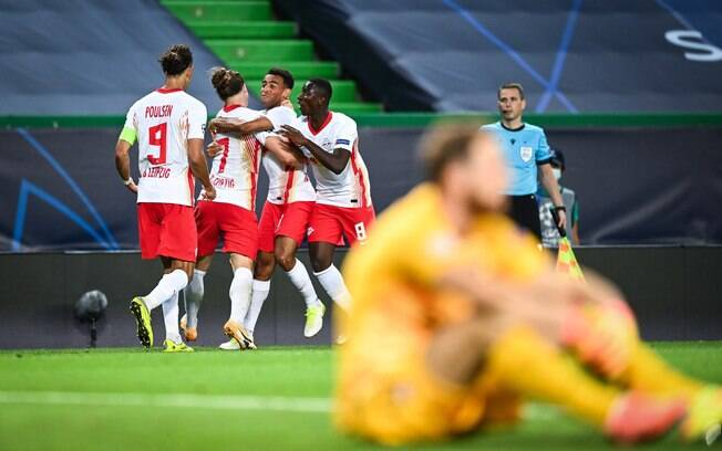 RB Leipzig chega a sua primeira final de Champions League