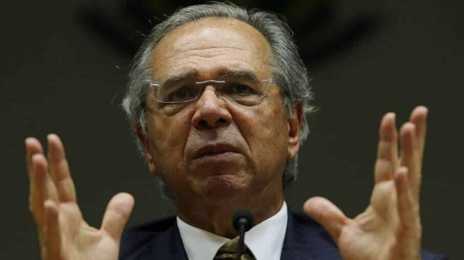 Em nota, o Ministério da Economia afirmou que a participação de Guedes na empresa offshore foi declarada à Receita Federal