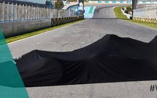 Mercedes já tem data de lançamento do carro para a temporada 2017 da Fórmula 1