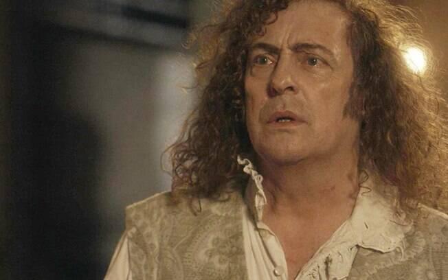 Sebastião é preso e ameaça Cecília e Libério em
