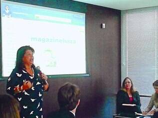 Força. Luiza Trajano é dona da rede Magazine Luiza, hoje com cerca de 740 lojas em 16 Estados