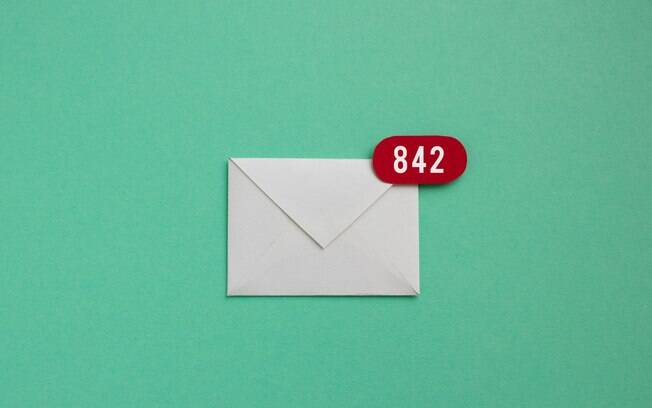 Caixa de entrada de e-mail lotada? Aprenda a organizá-la e acabe com as milhares de mensagens não lidas