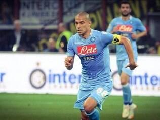 Napoli tem como principal concorrente à vaga par a Liga a Fiorentina