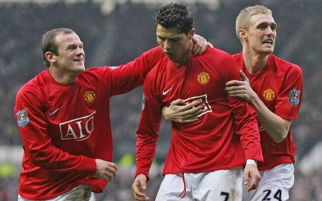 Treino de Cristiano Ronaldo foi pauta em entrevista de Darren Fletcher, seu companheiro de United