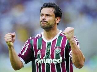 Volta.  Atacante Fred, do Fluminense, tem identificação com o clube e pode voltar ao Cruzeiro em 2015