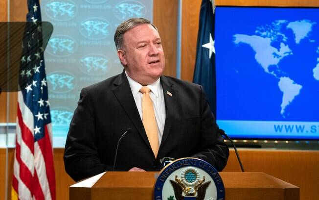 Secretário norte-americano voltou a criticar a China