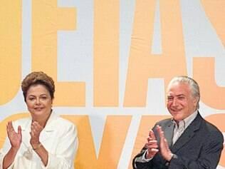 Votação. A presidente Dilma Rousseff (PT) levou sete minutos para votar, desde o registro do voto até deixar a sessão