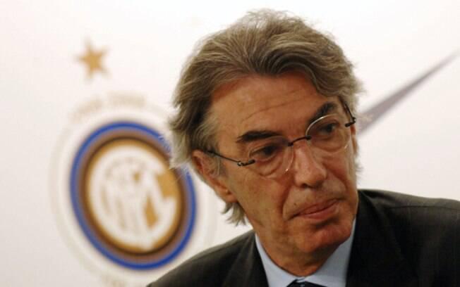 Massimo Moratti sonha em ver Gabriel Jesus na Inter de Milão