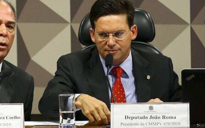 O relator da reforma tributária, João Roma (PRB), votou por sua aprovação na CCJ (Comissão de Constituição e Justiça)