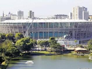 O primeiro jogo da Copa das Confederações na capital baiana será em 20 de junho, entre Nigéria e Uruguai.