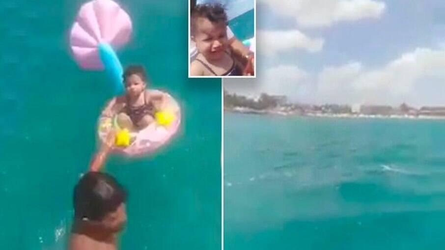 Menina de um ano é encontrada a um quilômetro da costa nordeste da Tunísia