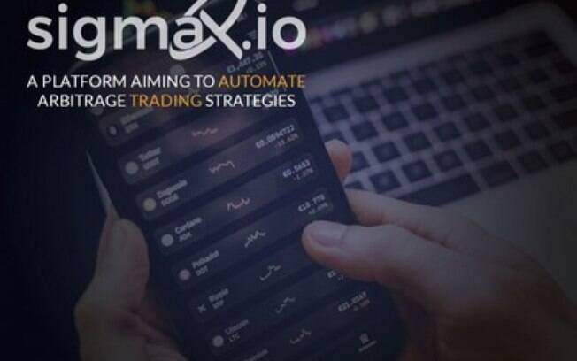 Sigmax.io apresenta um robô de trading inovador que simplifica o trading de arbitragen