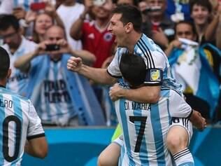 Argentinos provocaram Brasil após classificação suada sobre a Suíça