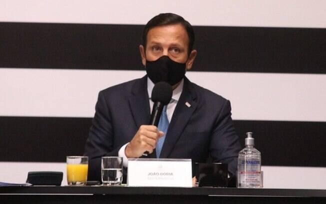 Governador criticou