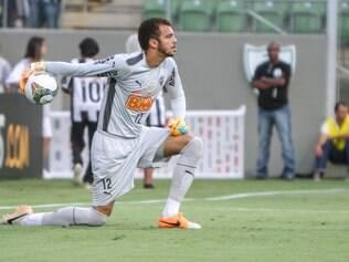 Giovanni espera manter o nível elevado à frente do gol alvinegro