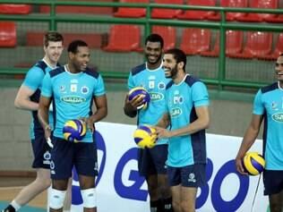 Jogadores do Sada Cruzeiro acreditam em nova vitória