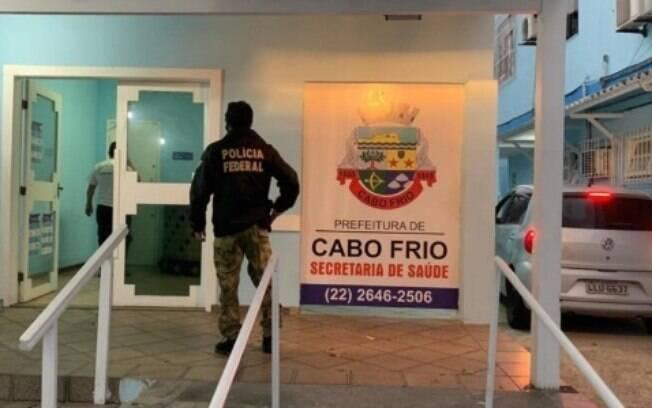 Secretaria de Saúde de Cabo Frio