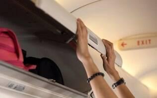 Bagagem de mão: veja o que pode e o que não pode nas companhias aéreas