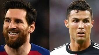 Barcelona quer Cristiano Ronaldo ao lado de Messi, diz jornal