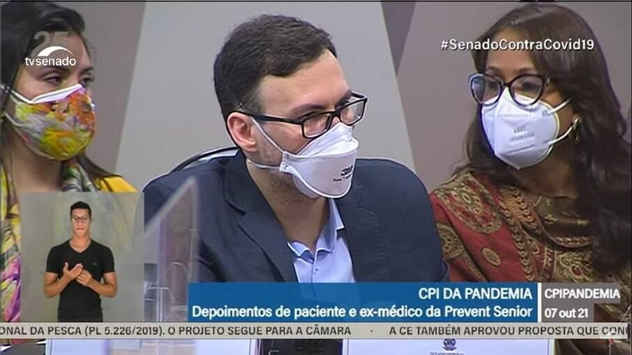 CPI ouve paciente e médico que atuou na Prevent Senior