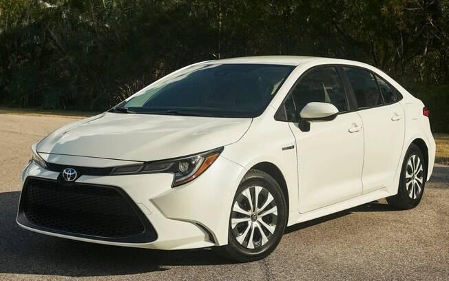 Toyota Corolla chega ao mercado automotivo no fim do ano, inclusive, na versão híbrida flex