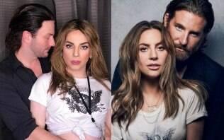 """Drag queen viraliza ao assumir visual de Lady Gaga em """"Nasce Uma Estrela"""""""