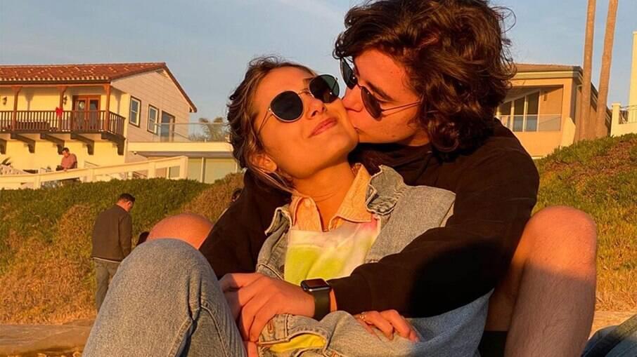 Sasha e João Figueiredo estão noivos
