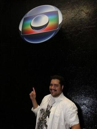 Tiago Abravanel na Globo