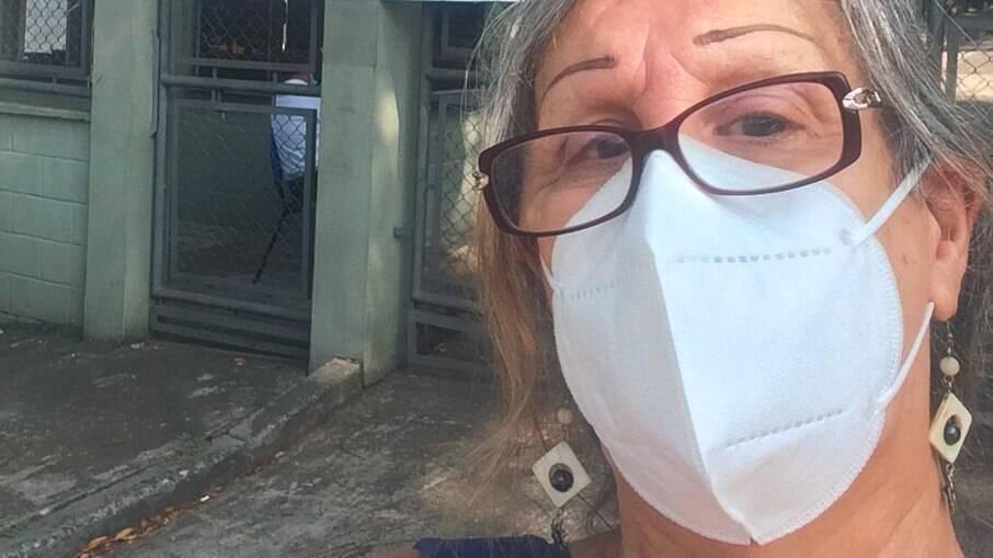 Laerte é vacina em São Paulo