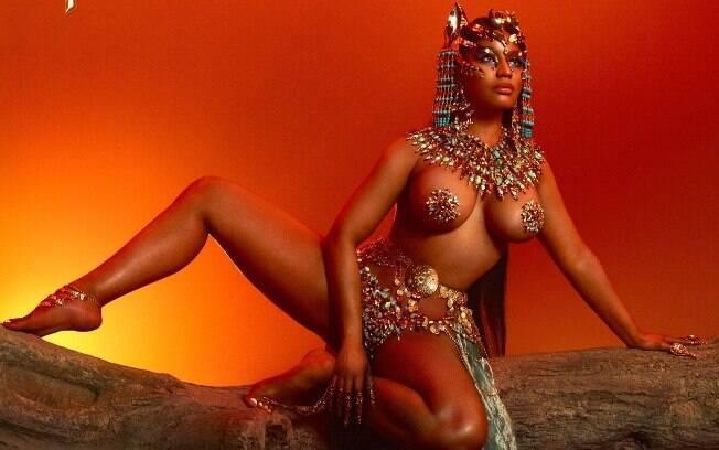 Nicki Minaj ataca rappers, ex-noivo e outros em música de novo álbum