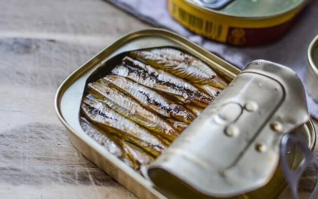 A sardinha em lata é o ingrediente mais versátil e serve para diversas receitas
