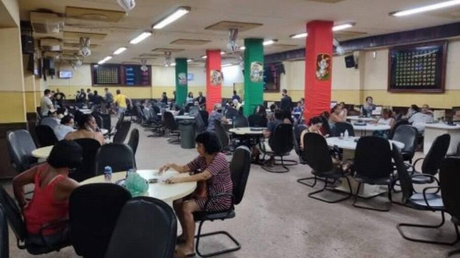 Bingo clandestino em São Gonçalo foi fechado com apoio da Polícia Militar
