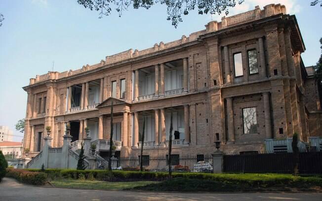 """Exposição """"Arte Moderna"""" reúne mais de 100 obras naPinacoteca de SP"""