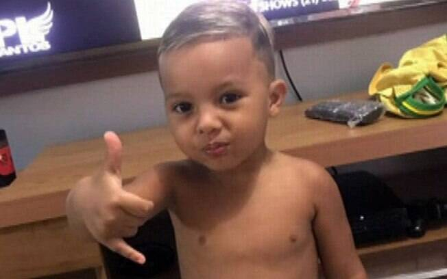 Rhyan da Silva Fraga morreu de síndrome respiratória aguda grave