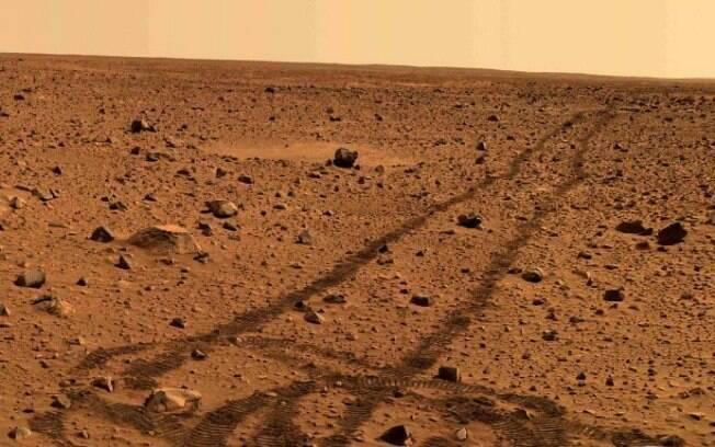 Cientistas criam material para cultivo de alimentos em Marte