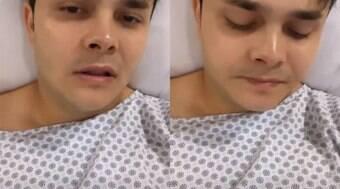Matheus, dupla de Kauan, é operado às pressas: 'Não dava para esperar'