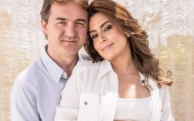 """Ticiana Villas Boas desabafa na web: """"Não estou forte nem preparada"""""""